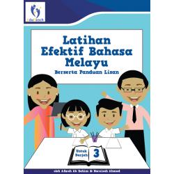 Latihan Efektif Bahasa Melayu Berserta Lisan Untuk Darjah 3