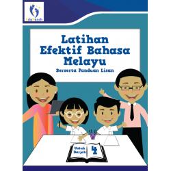 Latihan Efektif Bahasa Melayu Berserta Lisan Untuk Darjah 4