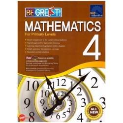BE GREA*T MATHEMATICS BOOK 4