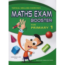 Maths Exam Booster for Primary 1