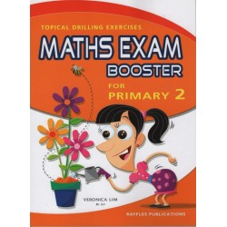 Maths Exam Booster for Primary 2
