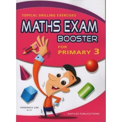 Maths Exam Booster for Primary 3