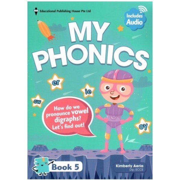 My Phonics Book 5