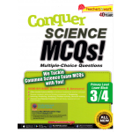 CONQUER SCIENCE MCQS! PRIMARY SCIENCE LOWER BLOCK 3/4