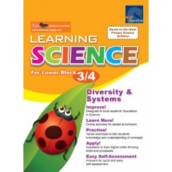 LEARNING SCIENCE FOR LOWER BLOCK 3/4: DIVERSITY AND SYSTEMS