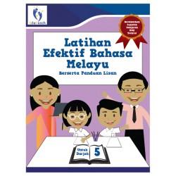 Latihan Efektif Bahasa Melayu Berserta Lisan Untuk Darjah 5