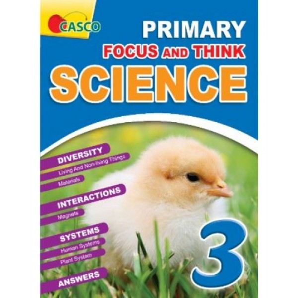 Focus And Think Science P3