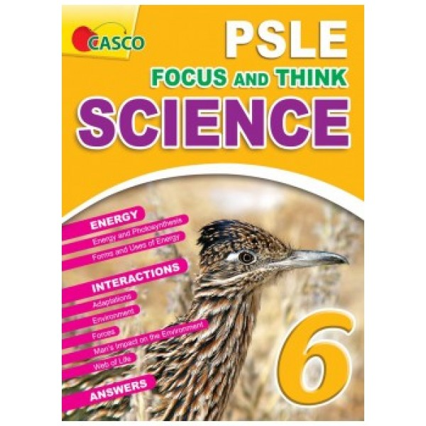 Focus And Think Science P6