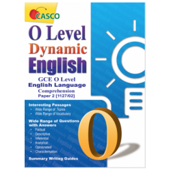 'O' Level Dynamic English