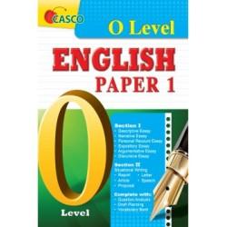 'O' Level English Paper 1