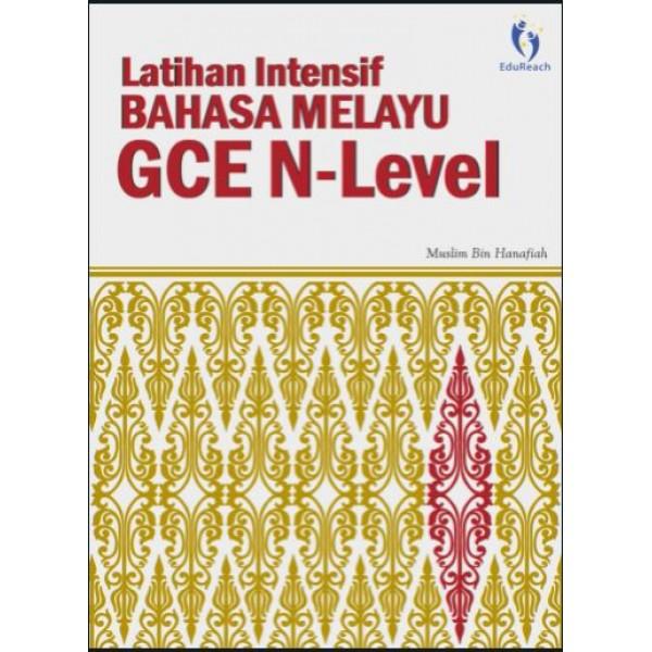 Latihan Intensif Bahasa Melayu GCE N Level