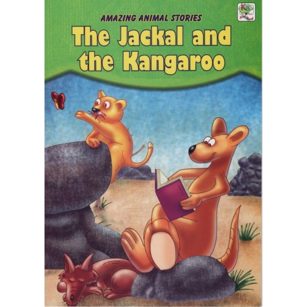 Amazing Animal Stories: The Jackal and the Kangaroo