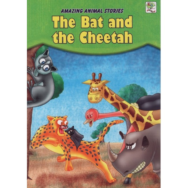 Amazing Animal Stories: The Bat and the Cheetah