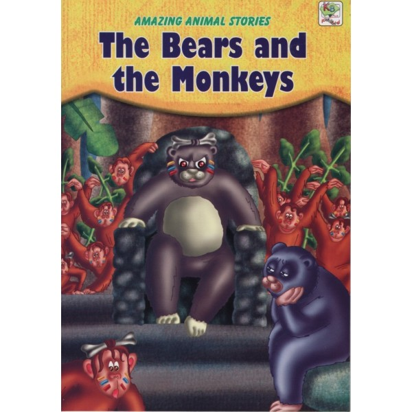 Amazing Animal Stories: The Bears and the Monkeys