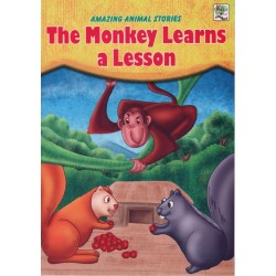 Amazing Animal Stories: The Monkey Learns a Lesson